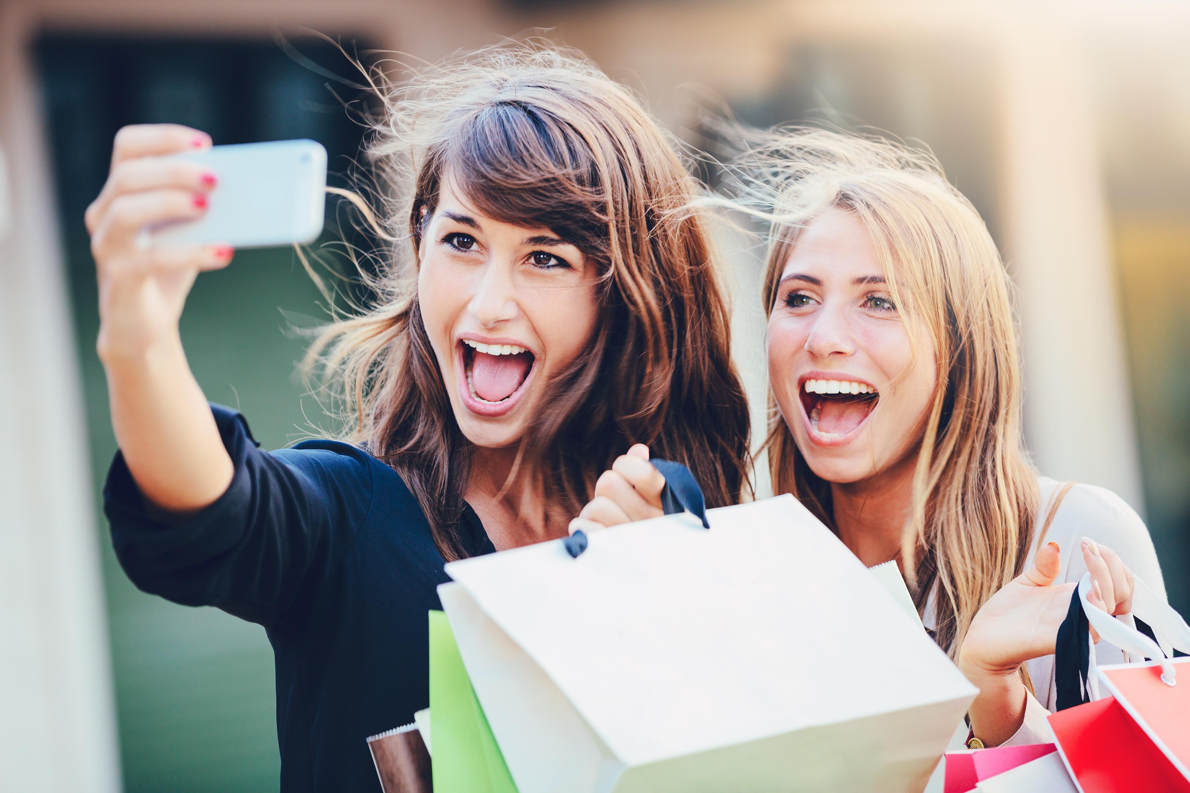 selfie-shopping